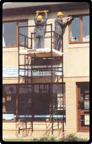The Summite scaffold tower range